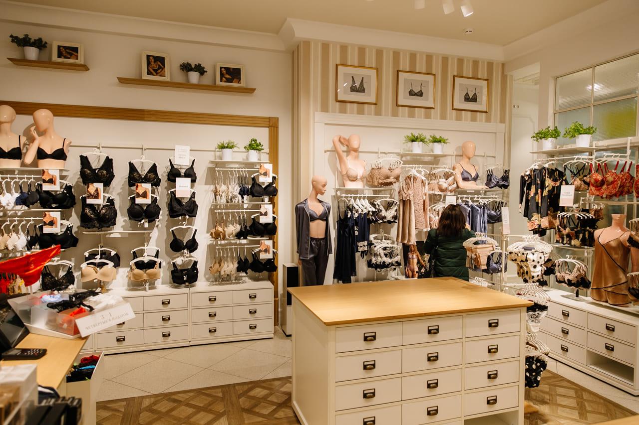 петрозаводск магазин женского белья
