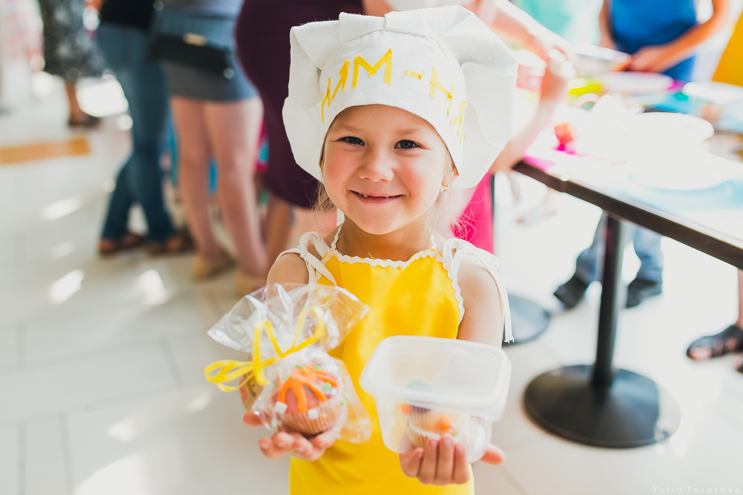 Фото кулинарный мастер классы для детей